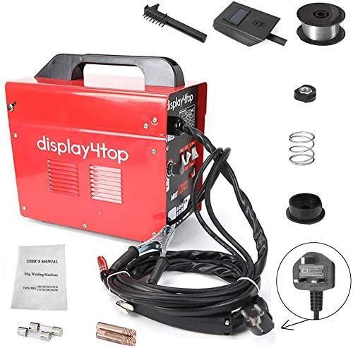 1. Display4top Professional Mig 130 Welder
