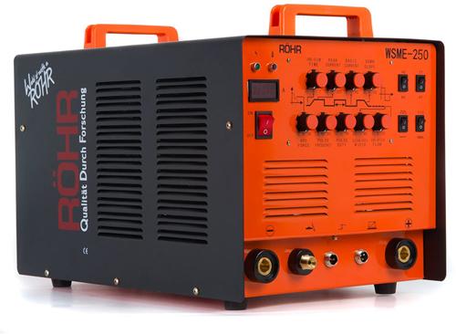 2. ARC TIG Welder Inverter Röhr WSME-250