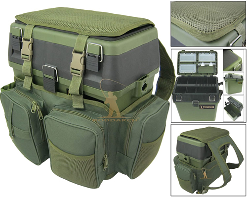 Best Fishing Seat Box for Under £200 UK - 1