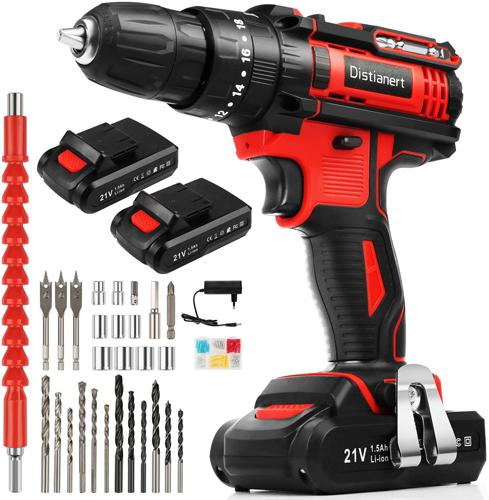Best cordless drill under £100 UK - 1